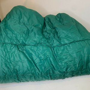 The North Face Sleeping Bag Color Green The Windy